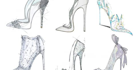 Akhir Bahagia Sepatu Kaca Cinderella