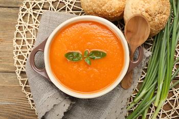 Cara Membuat Sup Krim Wortel