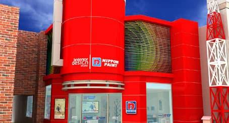 Nippon Paint Interior Design Studio Hadir di KidZania
