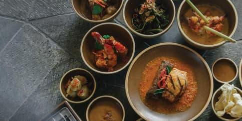 Mencicipi Kuliner Nusantara di Bejana, Bali