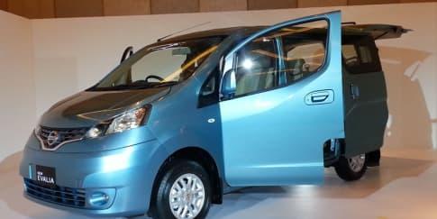 New  Nissan Evalia Kini Telah Hadir