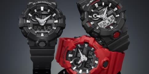 Model Terbaru G-Shock dari Casio