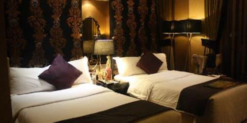 Nuansa Dramatis di Amarrossa Hotel Bandung