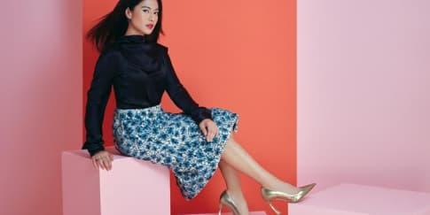 8 Artis Indonesia Mengenakan Koleksi Dior