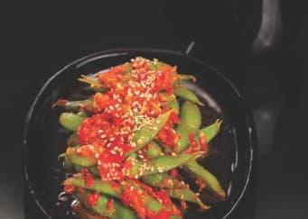 Sushi a la Padang di Suntiang