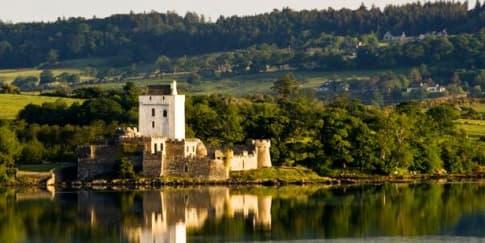 Istana di Irlandia yang Memukau