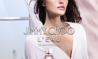 Jimmy Choo Luncurkan Wewangian L'Eau