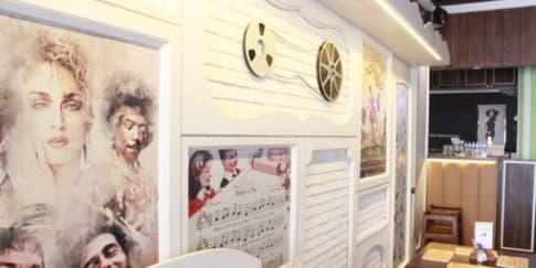 Menikmati Kelezatan Harmoni di Nanny's Pavillon Music Room