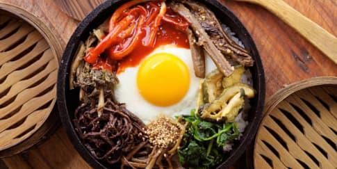 Makanan Korea Yang Mudah Dibuat Dengan Bahan Di Rumah
