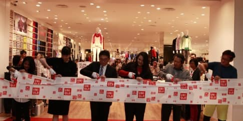 Gerai Baru Uniqlo di Grand Indonesia
