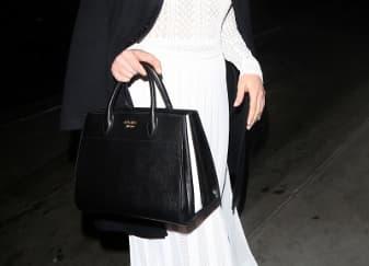 Spotted: Jessica Chastain Mengenakan Prada