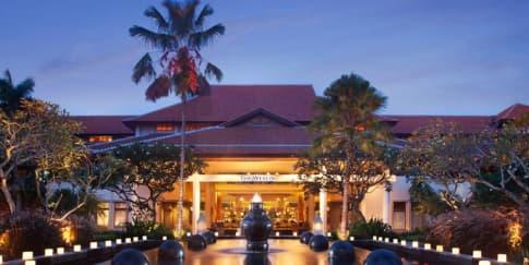 Relaksasi di The Westin Bali