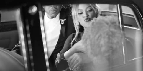 Date Night Tiffany & Co. Diperankan Beyonce dan Jay-Z