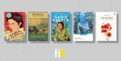 7 Novel Bertema Sejarah Indonesia Untuk Hari Kemerdekaan