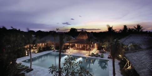 Sudamala Bali, Penginapan Seru di Sentral Pulau Dewata