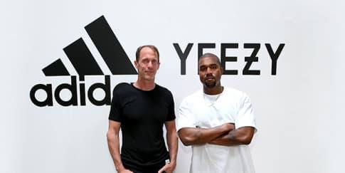 Perkembangan Kolaborasi Adidas dan Kanye West