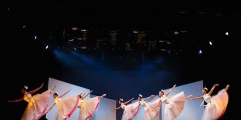 Pertunjukan Ballet dari IDCO di Gedung Kesenian Jakarta