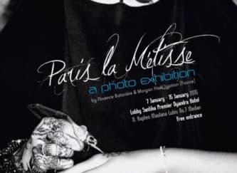 Pameran Foto Paris Kota Multikultur Hadir di Medan