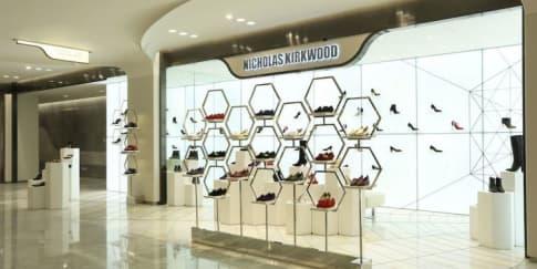 Nicholas Kirkwood Buka Toko Pertama di Asia