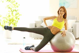 Cara Mengencangkan Otot Perut Tanpa Harus Ke Gym