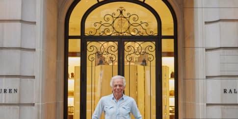 Ralph Lauren akan Ditinggal oleh Sang CEO