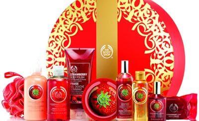 Parcel The Body Shop untuk Hadiah Lebaran Cantik