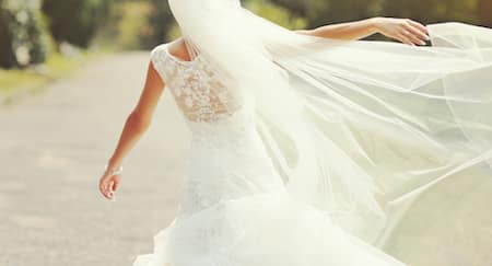 Fakta Unik Tentang Wedding Veil