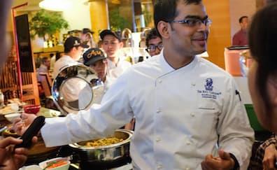 Nikmati Kuliner Asli India di Ritz-Carlton Jakarta