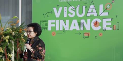 Buku Visual Finance Hadir Dalam Bahasa Indonesia
