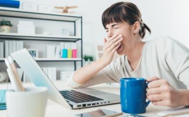 7 Cara Menghindari Ngantuk Tanpa Kopi