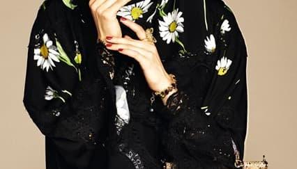 Koleksi untuk Wanita Muslim dari Dolce & Gabbana