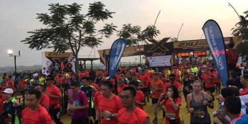 Lari Jadi Olahraga Paling Diminati
