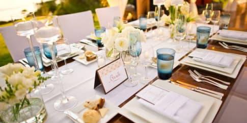 Tip Pesta Pernikahan di Rumah