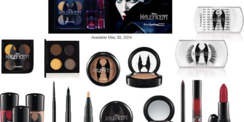 Kolaborasi Disney dan M.A.C Cosmetics