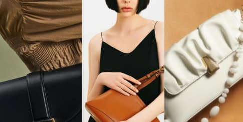 Charles & Keith Rilis Website Untuk Belanja Fashion Online