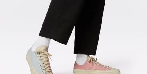 Mengenal Koleksi Sepatu Ramah Lingkungan Converse