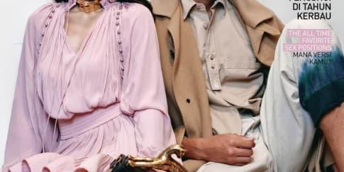 Pevita Pearce Dan Sean Gelael Februari 2021