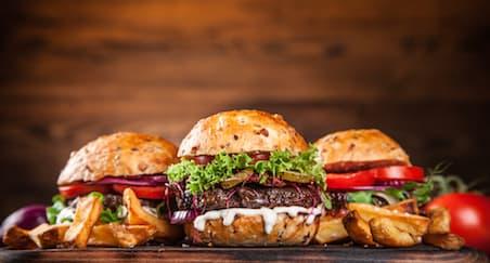 15 Jenis Fast Food dari Seluruh Dunia