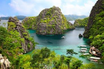 Mengunjungi Coron Palawan Filipina