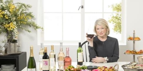 Wine Pilihan Martha Stewart