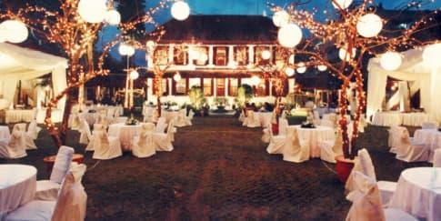 Rekomendasi Tempat Pernikahan Outdoor di Jakarta