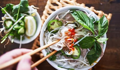 Cara Membuat Bakmi Kuah Vietnam