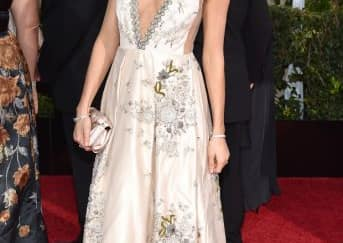 We Love: Sienna Miller Golden Globes 2015 Red Carpet