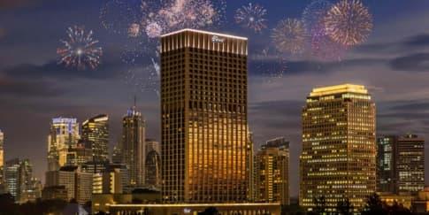 Rayakan Akhir Tahun di Kota Metropolitan