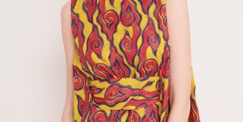 Batik Alleira Menghadirkan Koleksi Busana Imlek