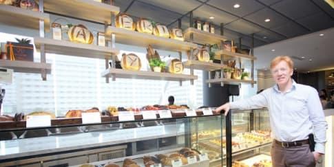 Bakeri Eric Kayser Hadir di Plaza Indonesia