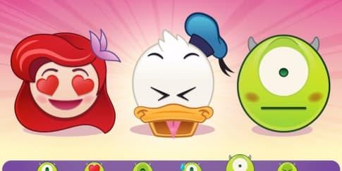 Disney Luncurkan Emoji Baru