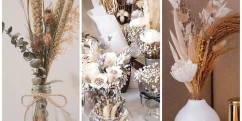 12 Rekomendasi Dried Flower Untuk Hadiah & Dekorasi Rumah
