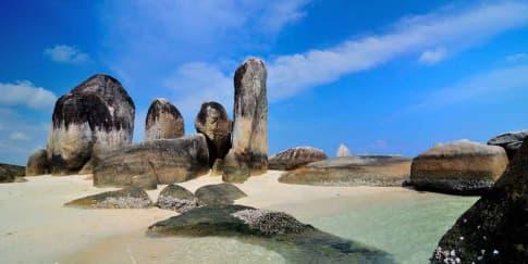 Rekomendasi Tempat Wisata di Bangka Belitung