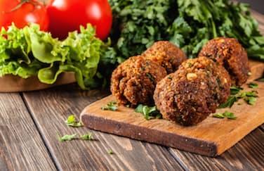 Cara Membuat Falafel Ala Lebanon